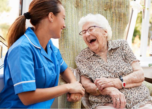 Tugas dan Tanggung Jawab Perawat Lansia