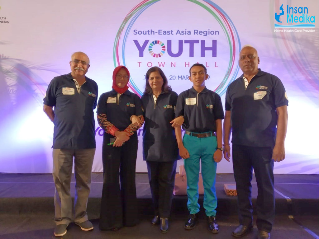 Youth Town Hall Jakarta