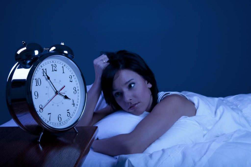 Gangguan jam tidur hingga insomina akibat patah hati
