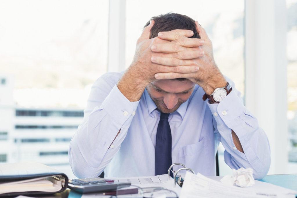 Stress akibat patah hati