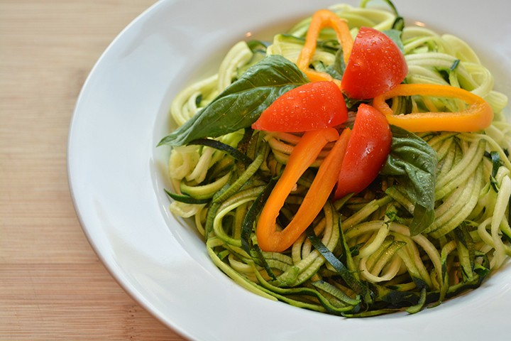 Menu Sayuran