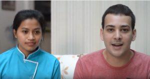 Riza Shahab seorang aktor Arab-Indonesia menggunakan caregiver dari Insan Medika.