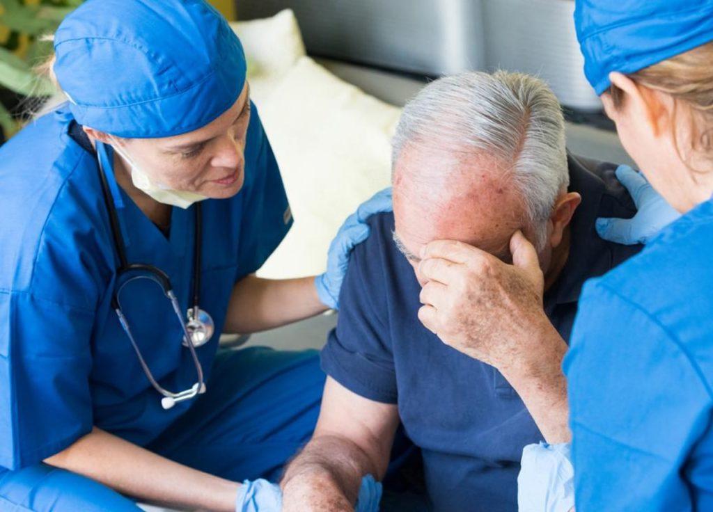 Penyakit stroke pada lansia
