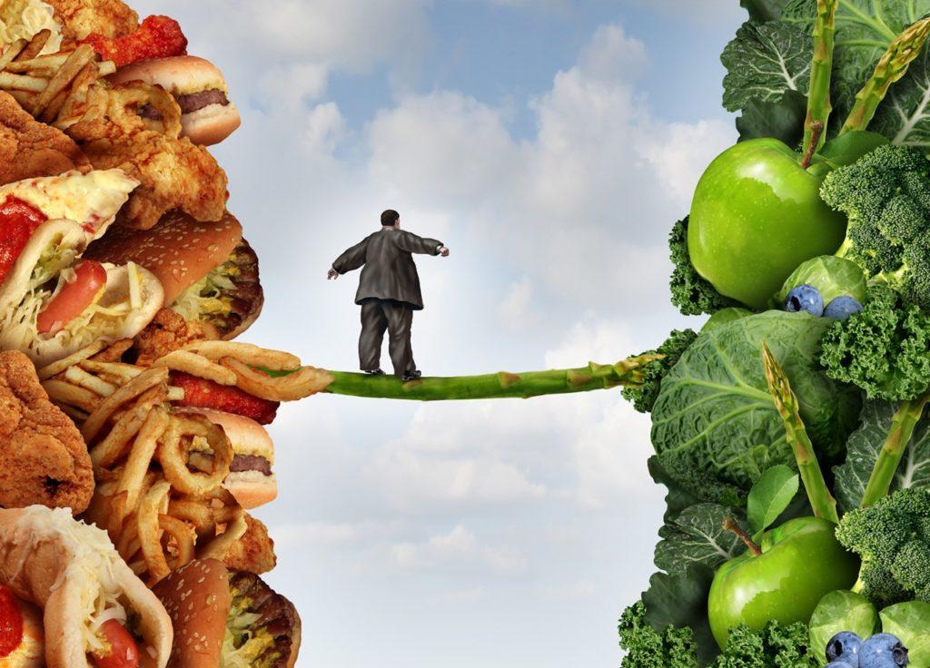 Mulai kontrol pola makan dan hidup sehat