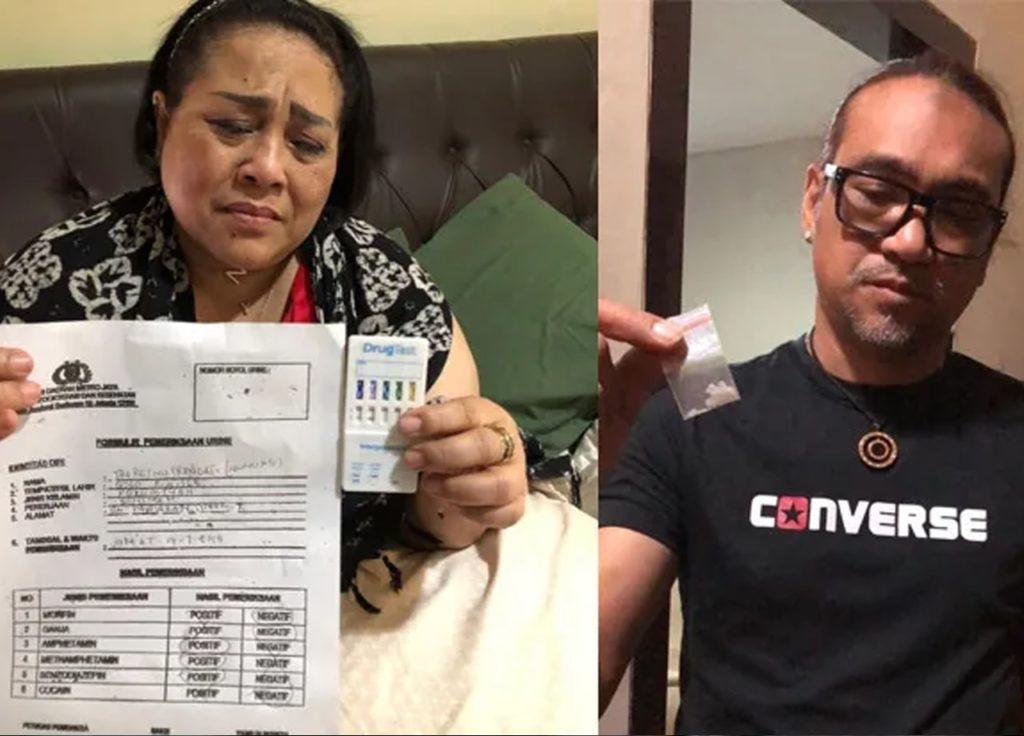 Kasus narkoba terbaru sabu menjerat Nunung