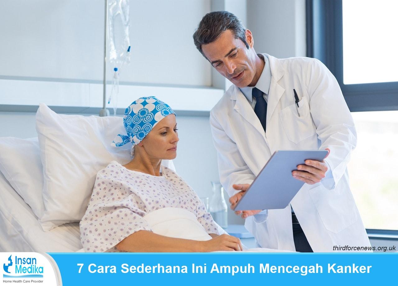 Cara Mencegah kanker