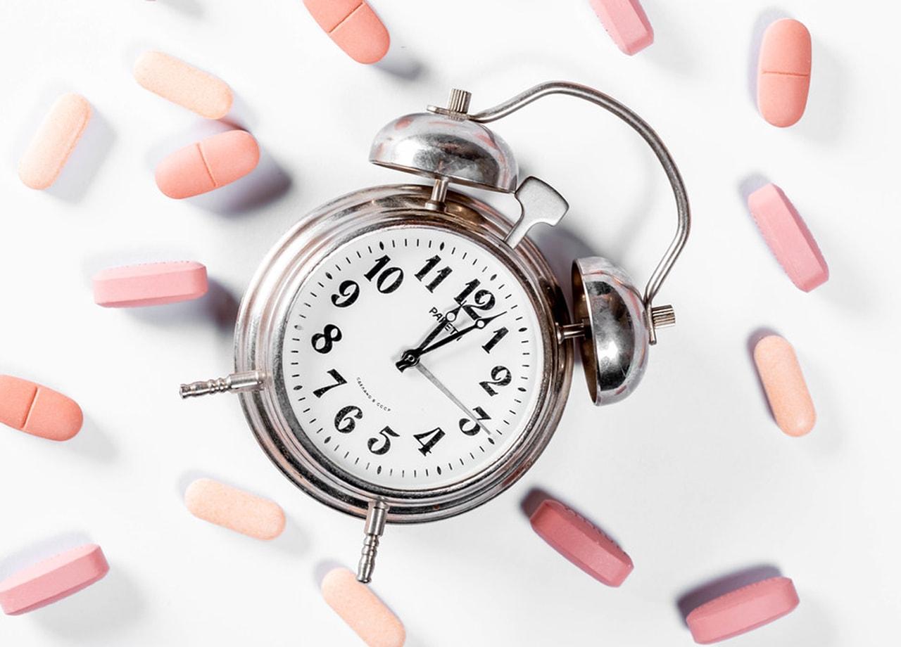 waktu yang tepat minum obat