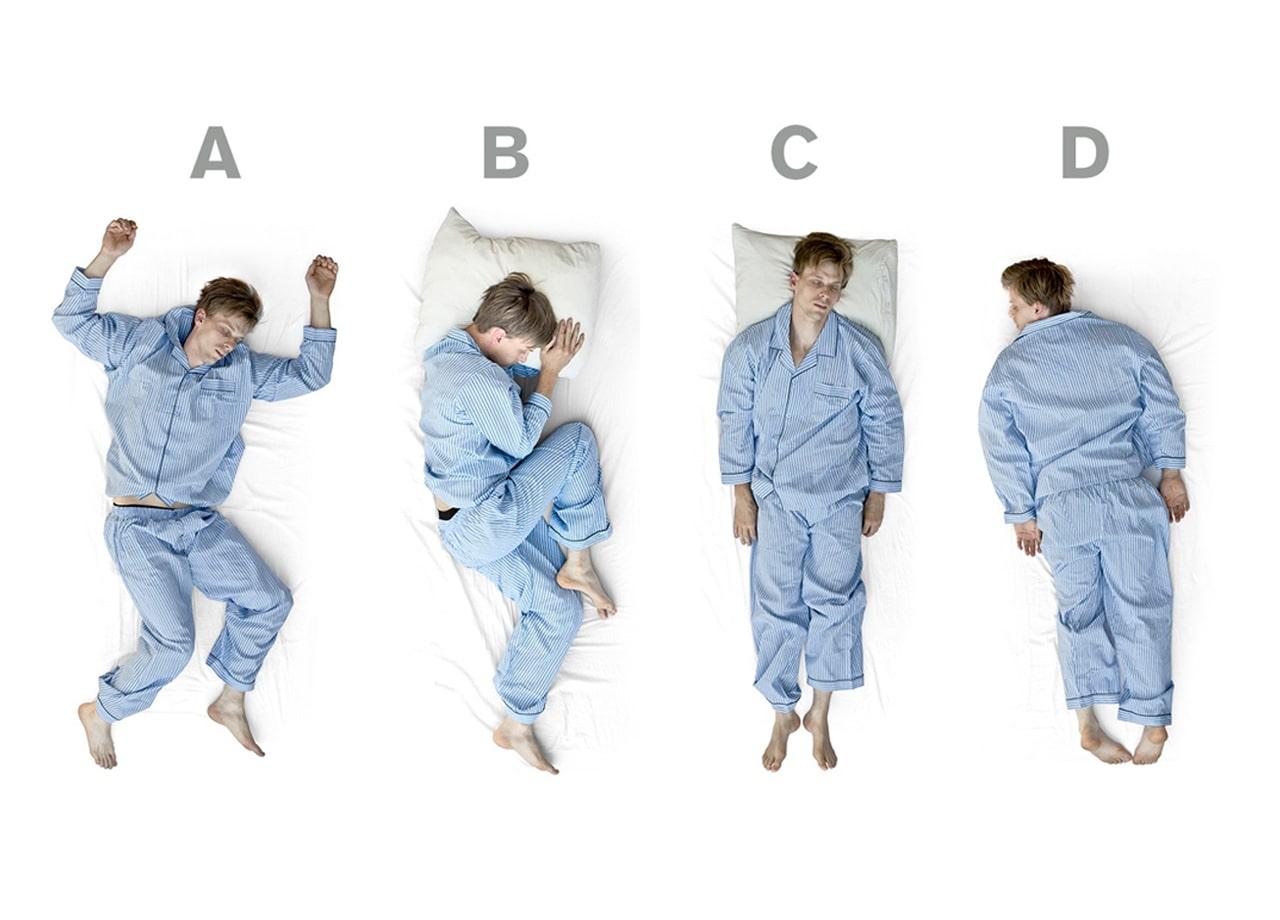 4 Posisi tidur yang baik dan benar untuk kesehatan