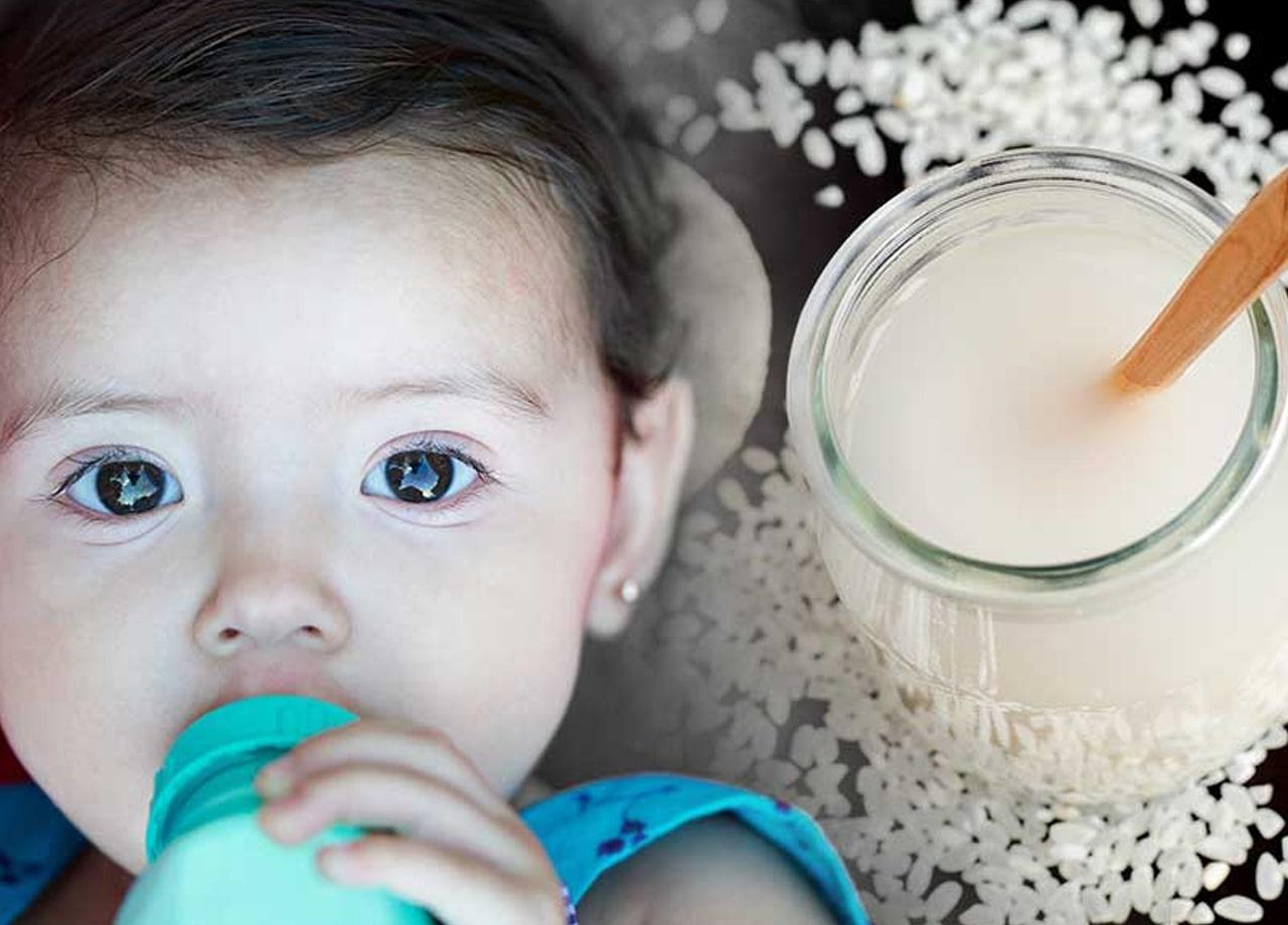 5 Manfaat air tajin untuk bayi