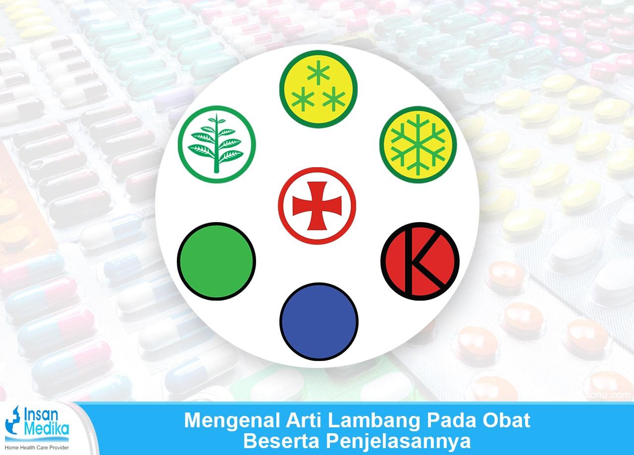 Arti logo atau simbol pada obat beserta penjelasannya
