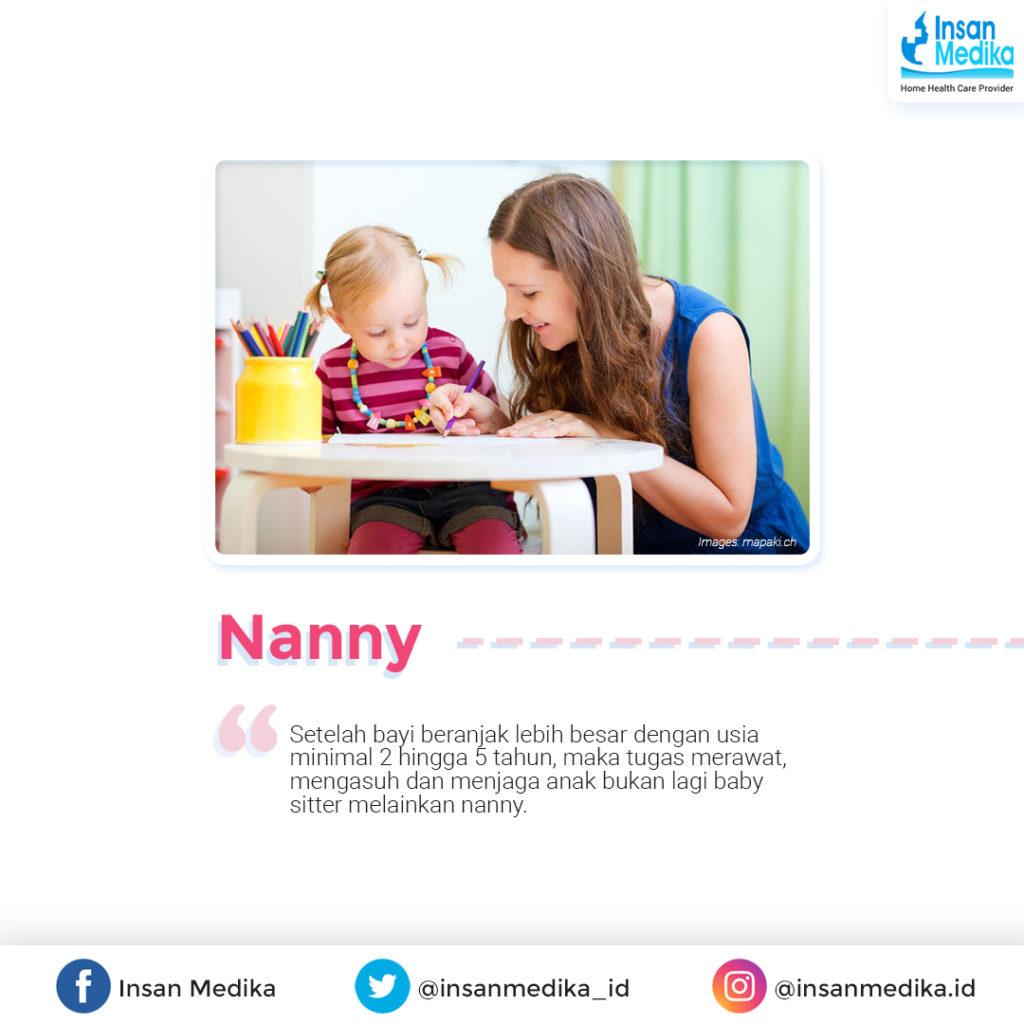 Pengertian Nanny