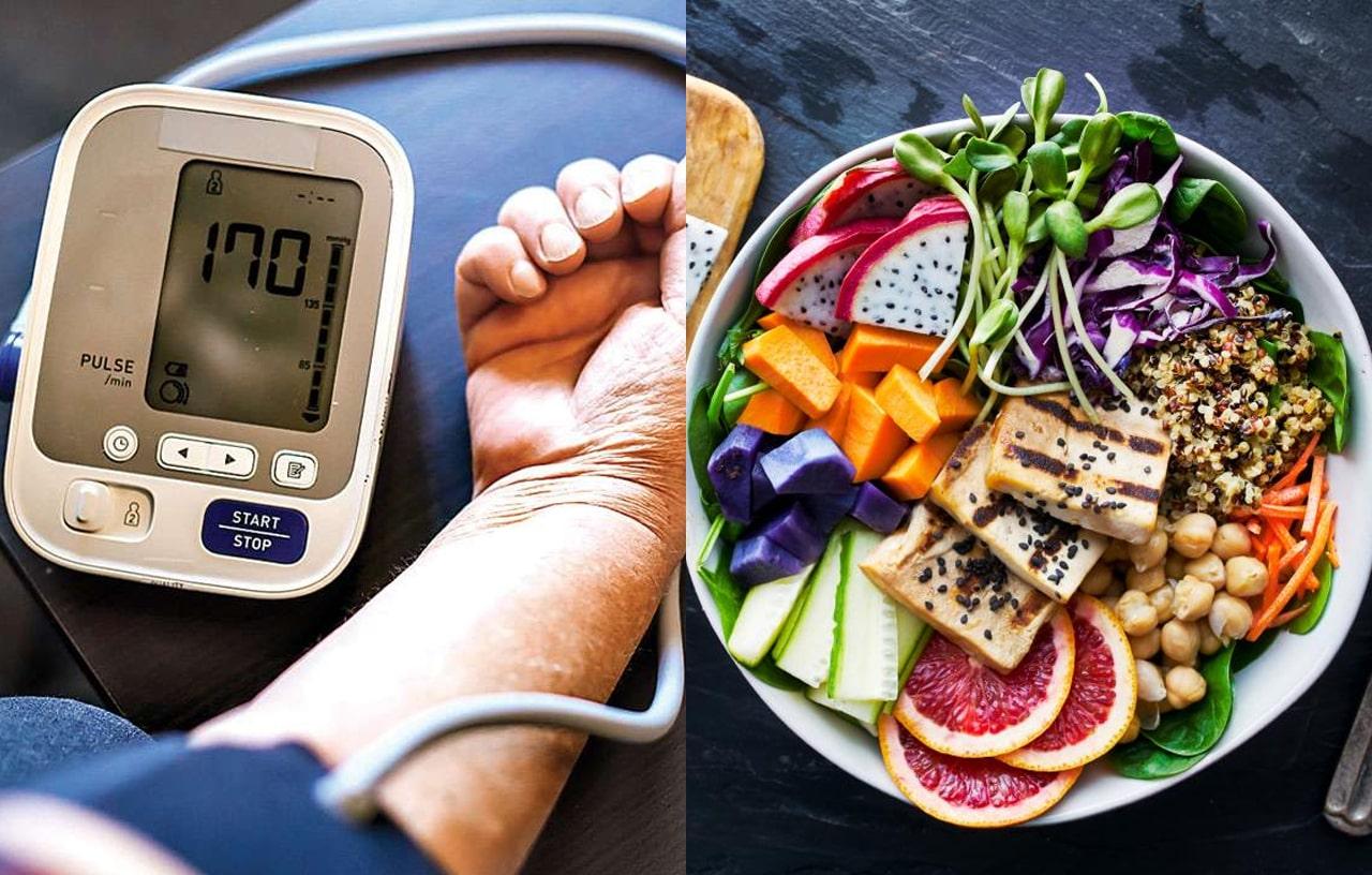 10 Makanan untuk penderita darah tinggi hipertensi