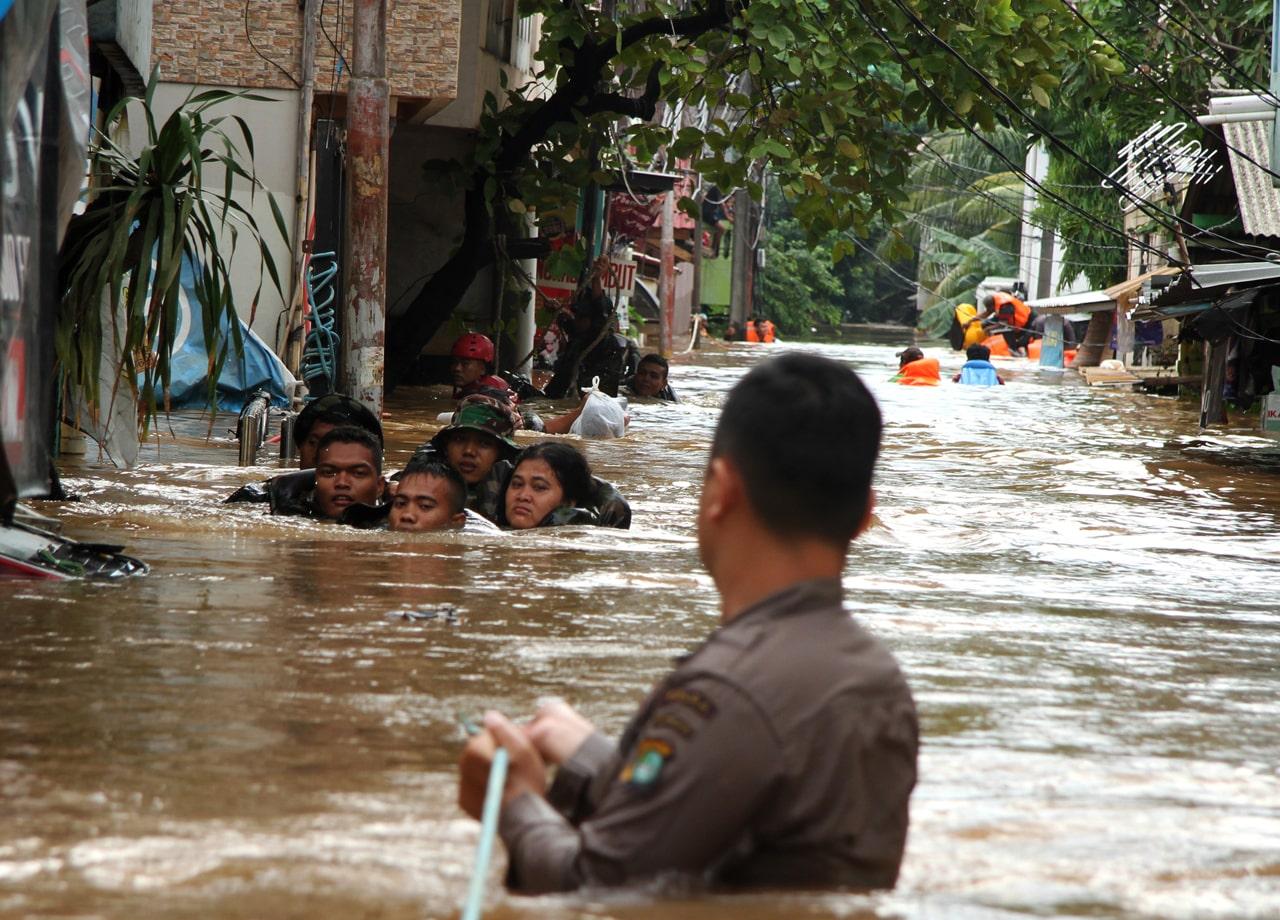 5 Penyakit Berbahaya Akibat Banjir