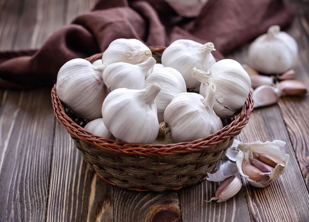 Bawang putih untuk obat alami yang ada di dapur