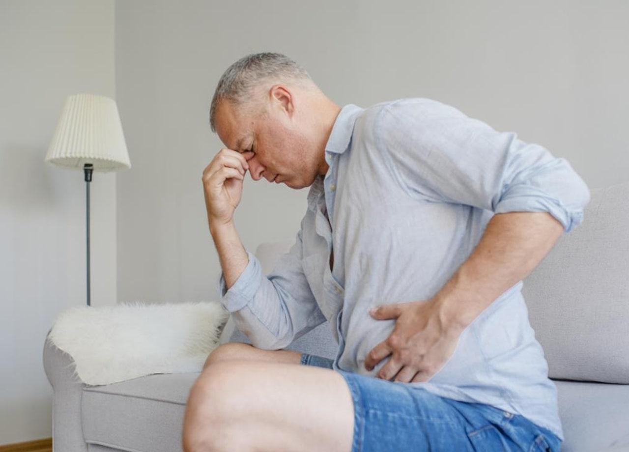 Gejala, Penyebab dan Pengobatan Penyakit asam lambung (GERD)