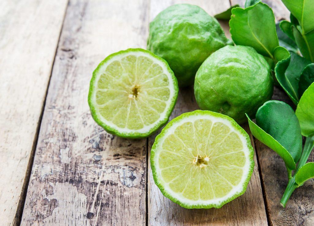 Jeruk purut untuk obat batuk alami yang mudah didapatkan di dapur
