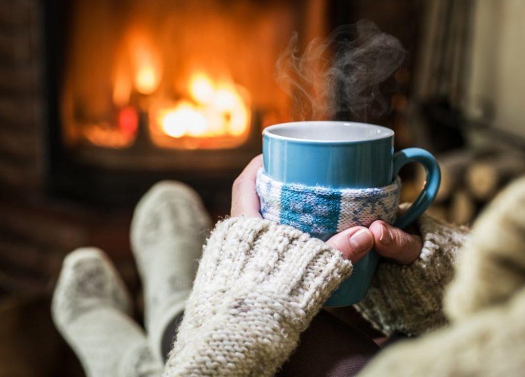 Menjaga tubuh tetap hangat
