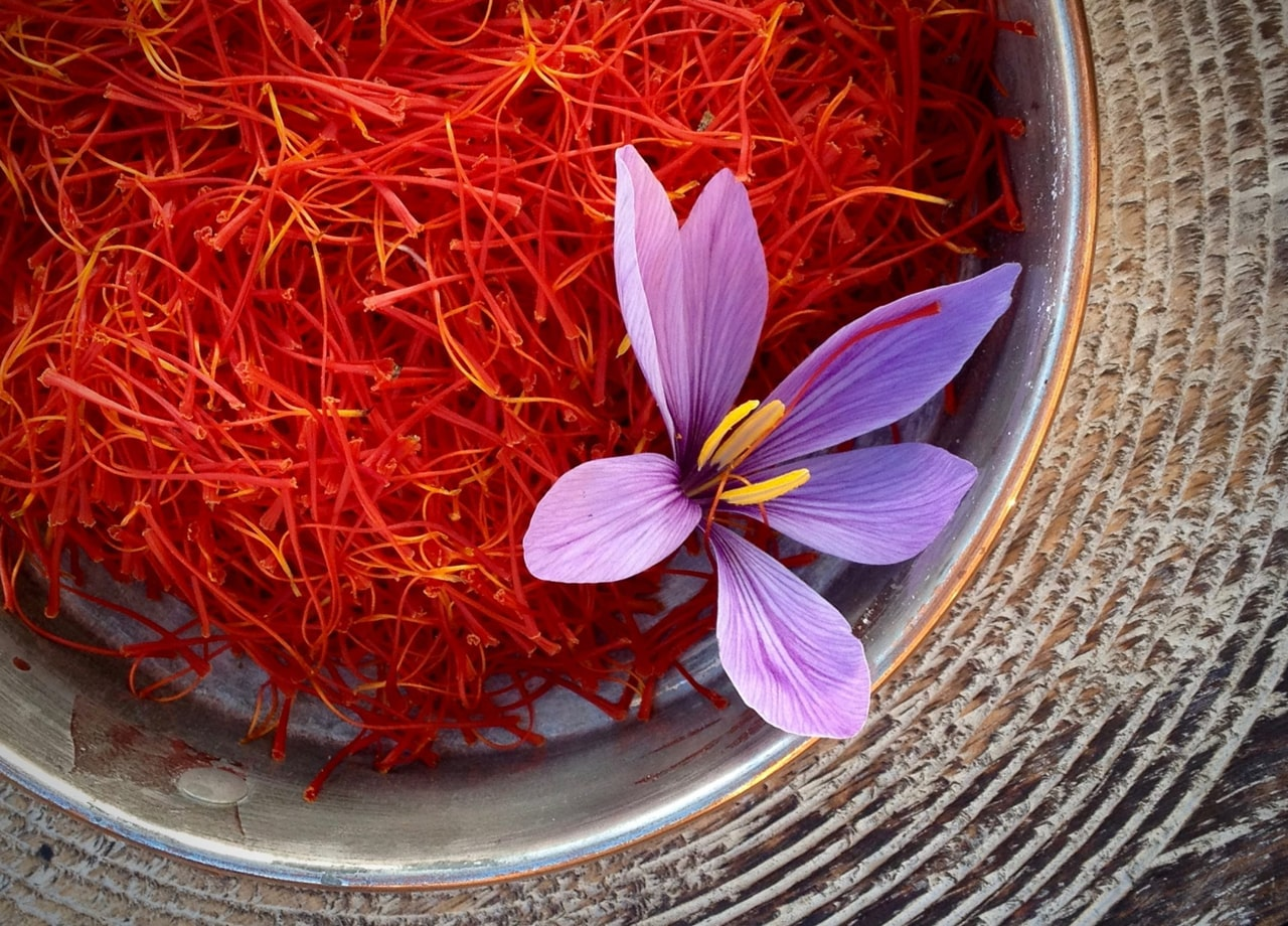 5 Manfaat Saffron