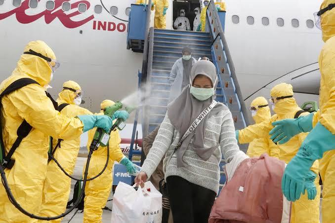 Indonesia evakuasi WNI dari China ke Indonesia