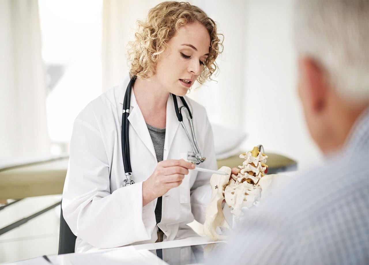 Pengapuran Tulang atau Osteoporosis Penyebab, Gejala, Pencegahan dan Pengobatan