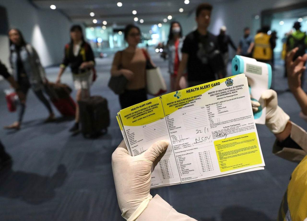 Studi Harvard Univeristy Seharusnya Virus Corona Telah Masuk ke Indonesia