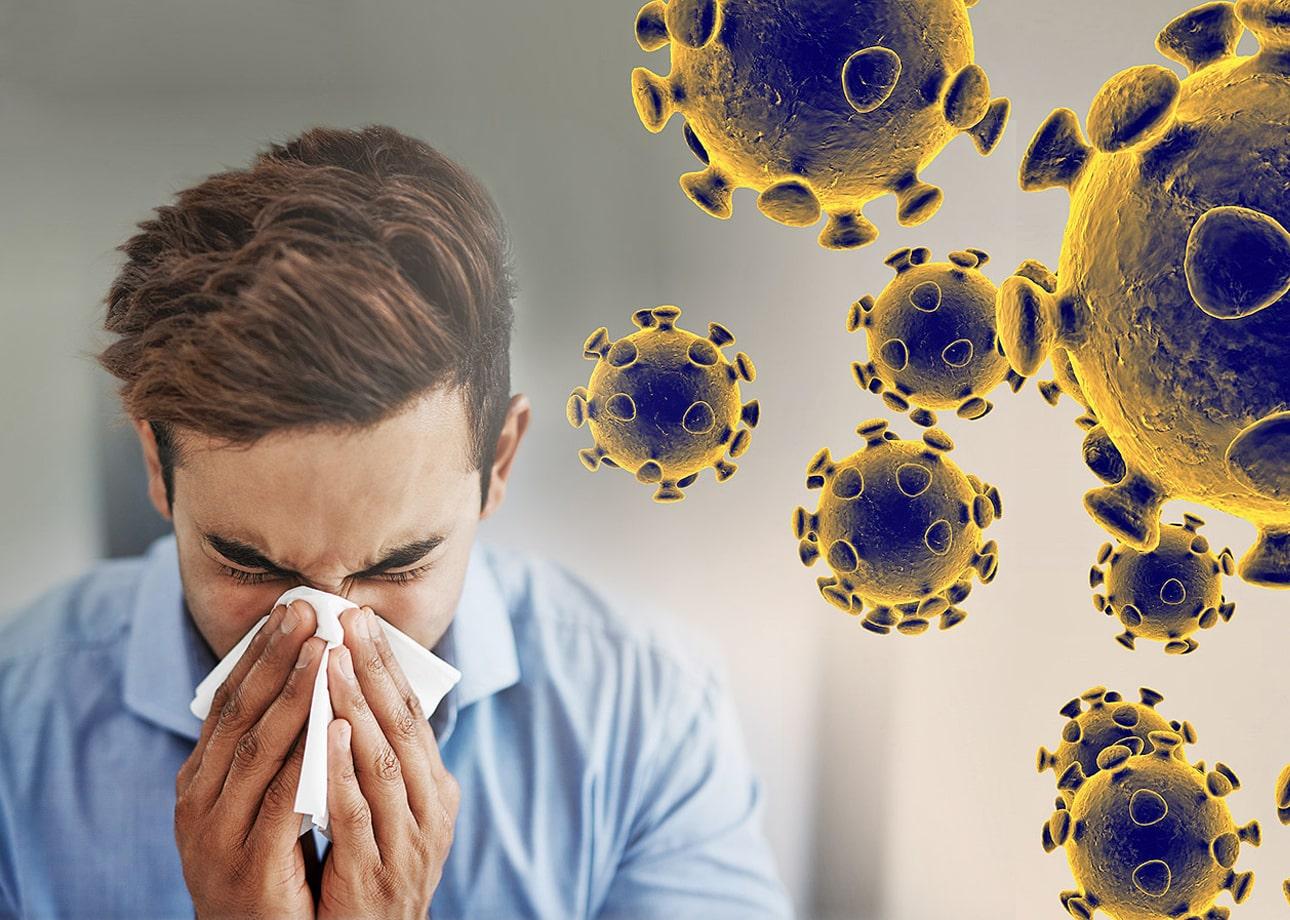 Begini Virus Corona Menjangkiti Tubuh Manusia