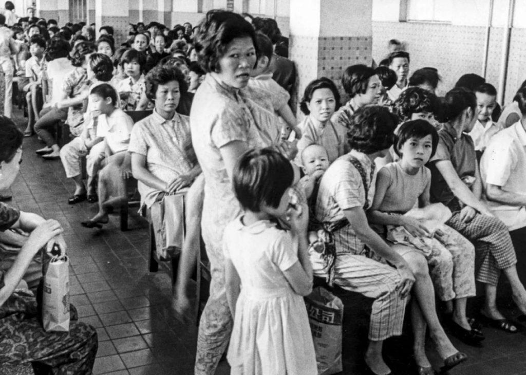 Pandemi Flu Hongkong