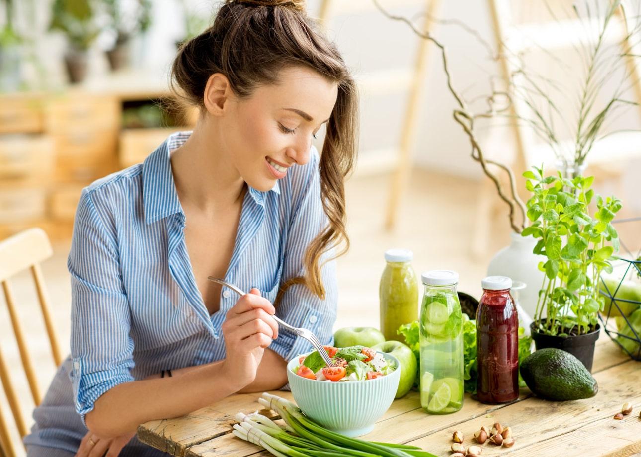 Makanan kaya akan vitamin untuk meningkatkan daya tahan tubuh agar tidak mudah sakit