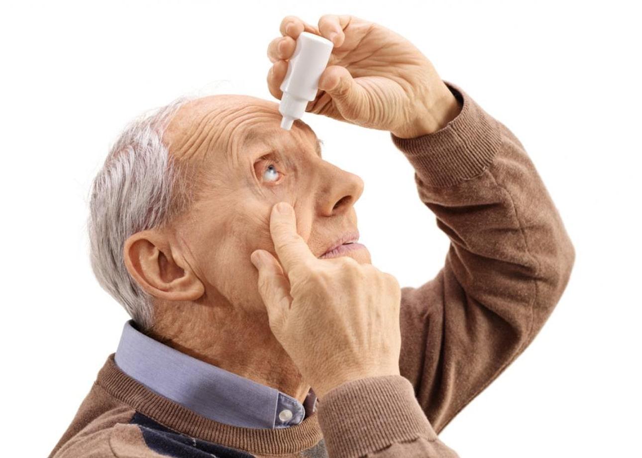 Gangguan Penglihatan Pada Lansia