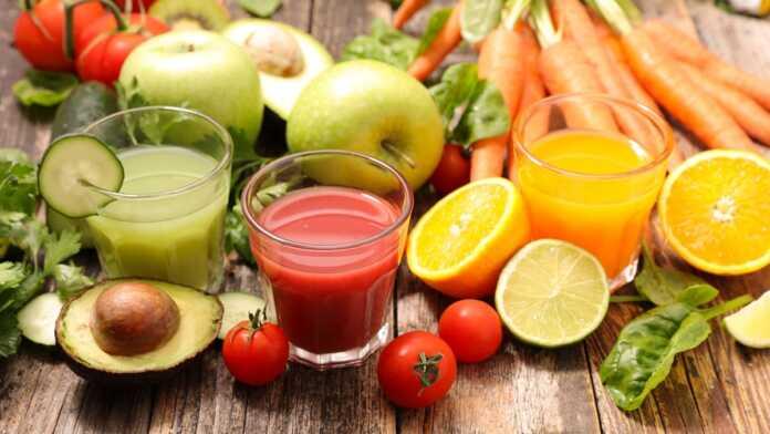 10 Jus buah dan sayur untuk lansia