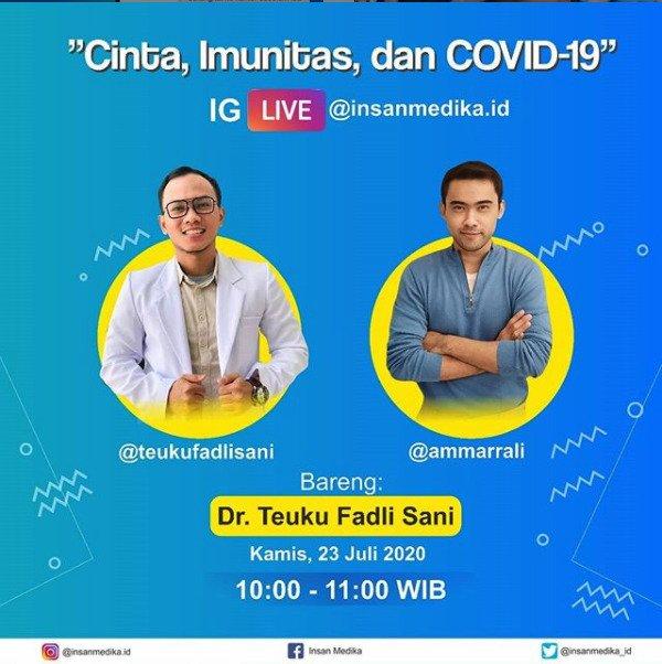Cinta, Imunitas dan Covid-19