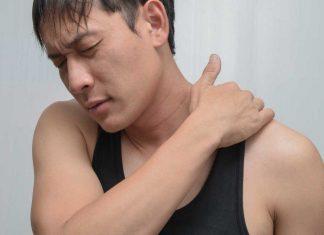 Sakit leher bagian belakang