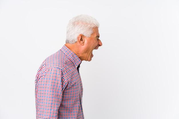 Tips meredakan marah pada lansia penderita alzheimer dan demensia